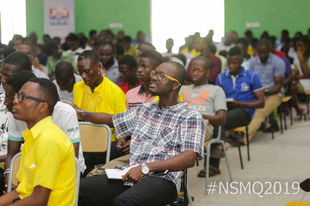 Pope JOhns SHS nsmq 2019