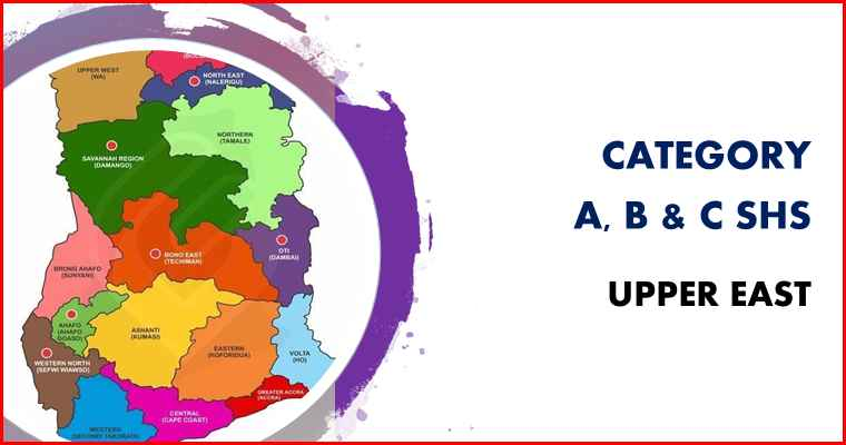 Upper East category A. B and C schools